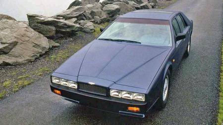 Aston Martin brukte over ti år på å produsere sine 645 Lagonda-eksemplarer, og de ble forandret flere ganger underveis. Men det meget særpregede designet ble aldri rundet av mer enn dette, på de siste to årsmodellene.
