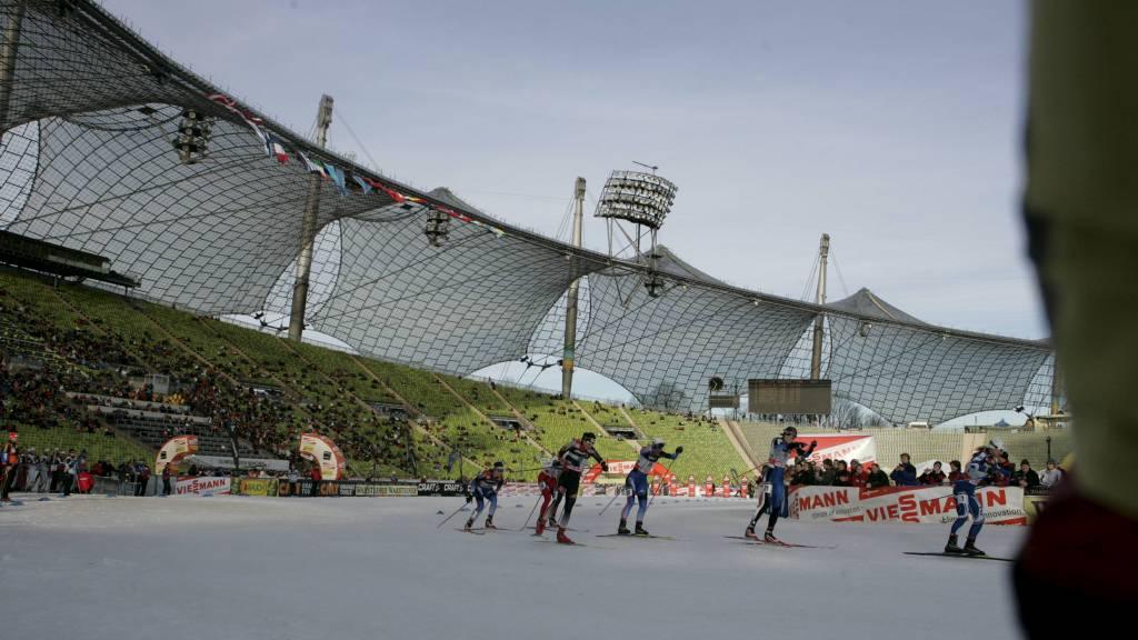 Olympiastadion i München (Foto: Bendiksby, Terje/NTB scanpix)