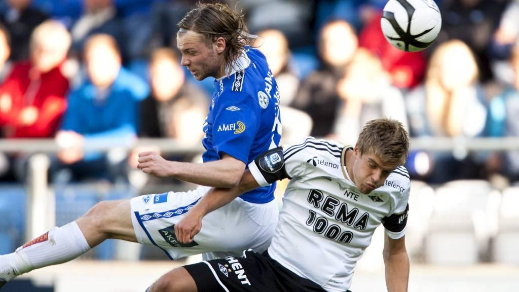 Rosenborg-Molde (Foto: Ekornesvåg, Svein Ove/NTB scanpix)