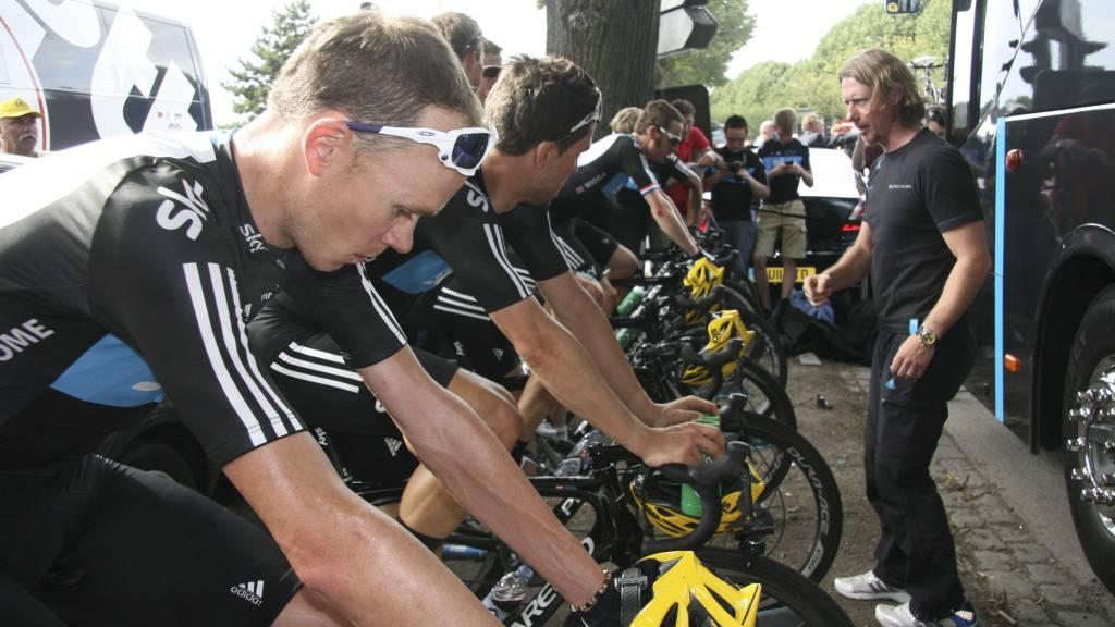 Team Sky (Foto: Mats Wedervang/)