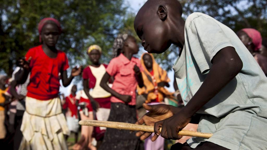 sør-sudan (Foto: ADRIANE OHANESIAN/Reuters)