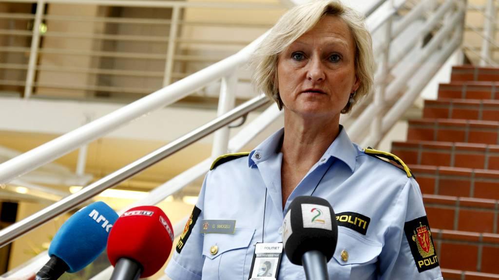Gro Smogeli, sjef for seksjon for miljø- og finanskriminalitet i Oslopolitiet (Foto: Schrøder, Tor Erik/NTB scanpix)