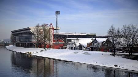 FÅR NYE EIERE: Nottingham Forest. (Foto: Andrew Matthews/Pa Photos)