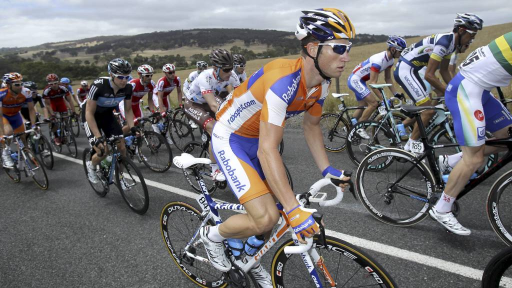 Mark Renshaw (Foto: Mark Gunter/Afp)