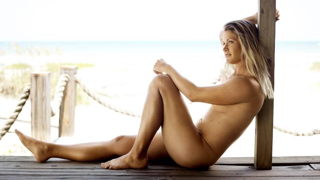 VISER ALT: Tutta. (Foto: ESPN Body Issue/)