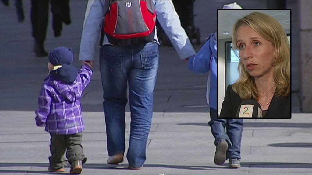 FÆRRE: Hittil i år er 34 færre barn bortført fra Norge. Likevel  er de elleve barna som er bortført, elleve for mange. (Foto: Guilhermo  Farias / TV 2)