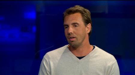 Claus Lundekvam. (Foto: TV 2)