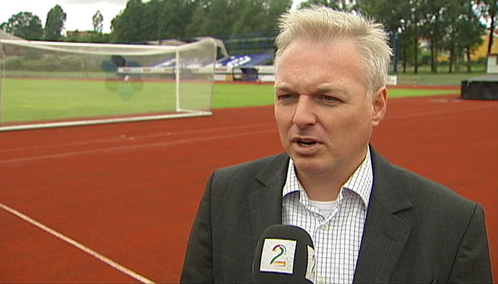 Leder i Follo, Ole Bjørn Fausa. (Foto: TV 2)