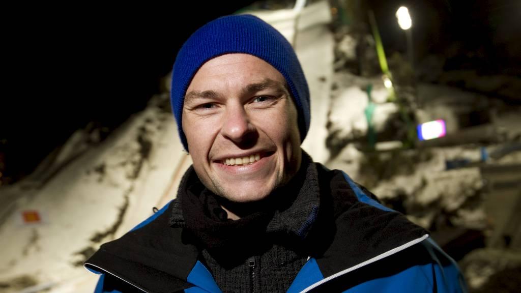 Anders Jacobsen (Foto: Bendiksby, Terje/NTB scanpix)