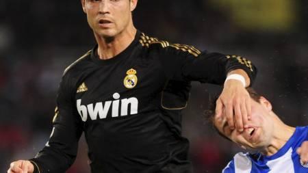 Cristiano Ronaldo (Foto: RAFA RIVAS/Afp)