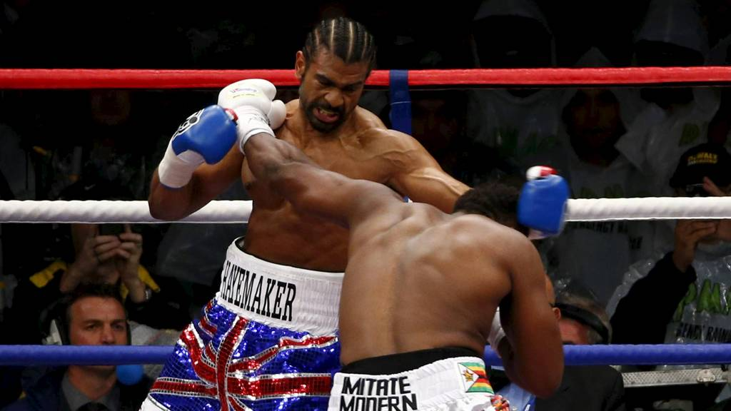 David Haye (Foto: EDDIE KEOGH/Reuters)
