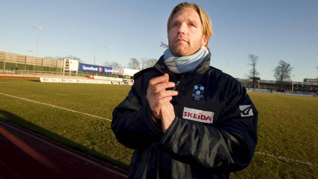 Follo-trener Hans Erik Eriksen (Foto: Junge, Heiko/NTB scanpix)