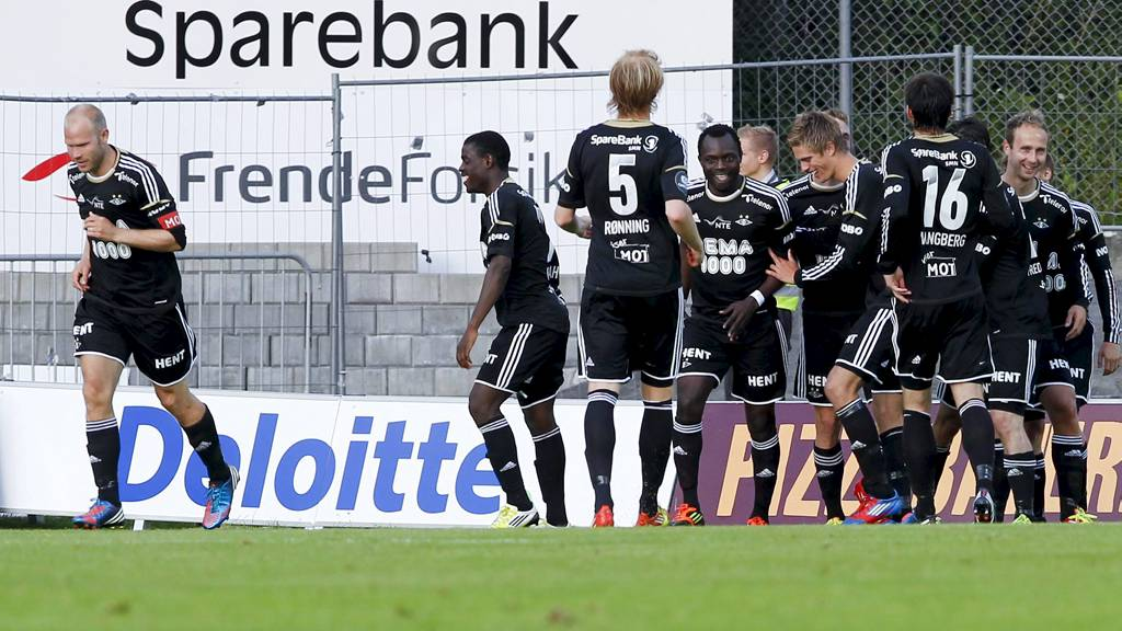 Rosenborg (Foto: Jan Kåre Ness/NTB scanpix)