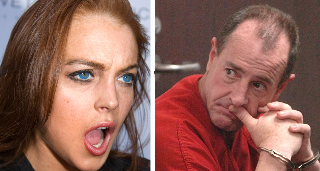 Lindsay Lohansier hun ikke lenger har en far etter hans svik mot hene i 2012.