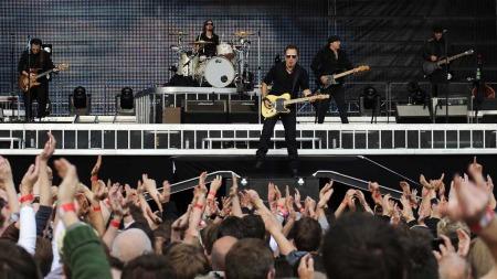 Springsteen (Foto: Scanpix)
