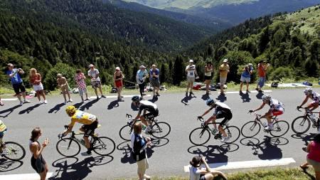 Tour de France (Foto: STEPHANE MAHE/Reuters)