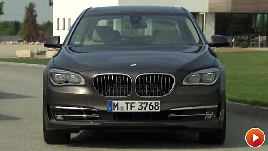 BMW 7-serie er i ferd med å få en facelift - og imponerende nytt under panseret.