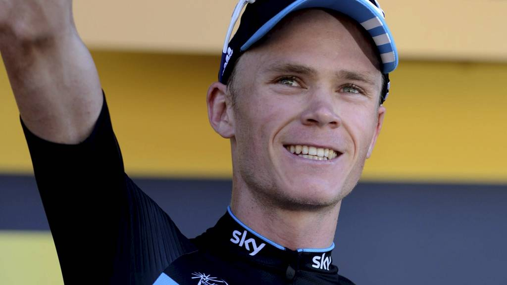 Chris Froome (Foto: Pete Goding/Pa Photos)