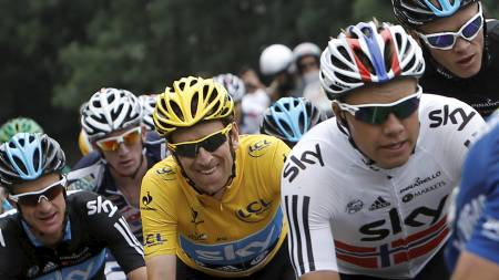 Edvald Boasson Hagen (Foto: Laurent Cipriani/Ap)