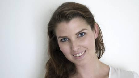 Emilie Grønsdal Johannesen (Foto: Sven Jørund Kolstø.)