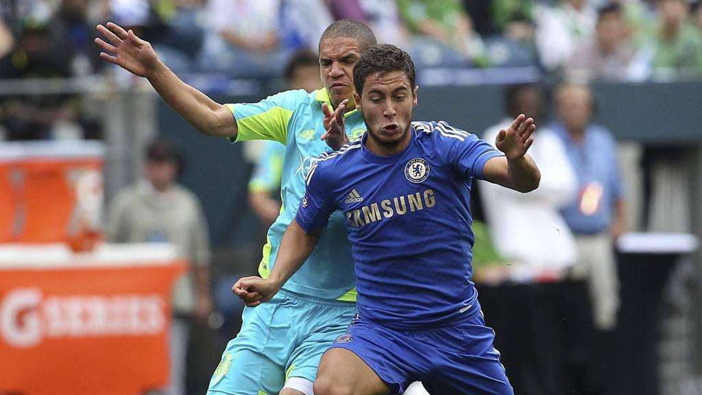 Hazard (Foto: OTTO GREULE JR/Afp)
