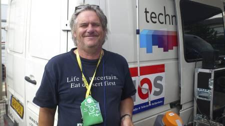 Jeroen Wielaert (Foto: Mats Wedervang/TV 2)
