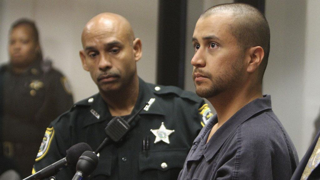 DRAPSSIKTET: George Zimmerman. (Foto: SCANPIX)