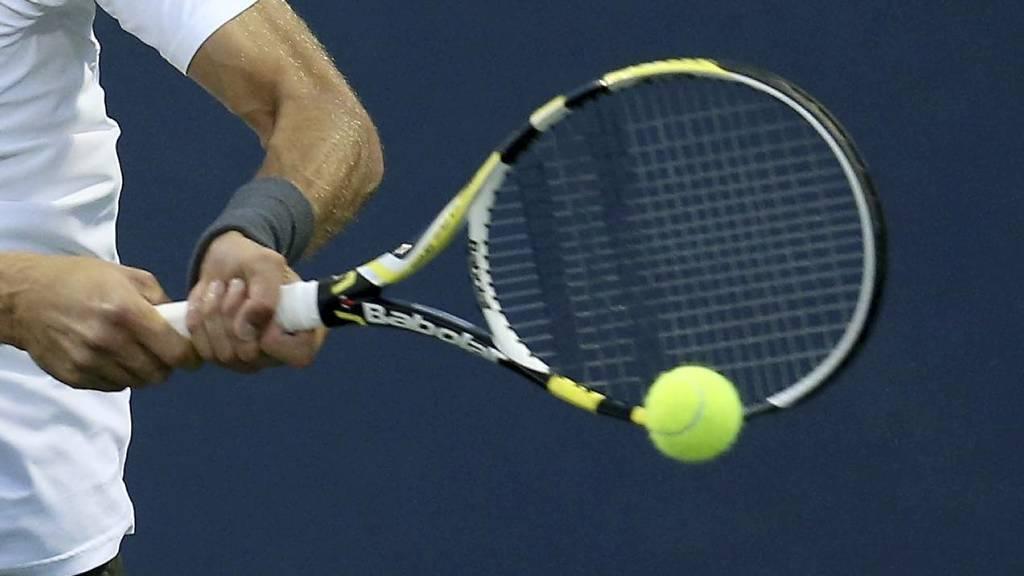 Ill.foto tennis (Foto: STEPHEN DUNN/Afp)