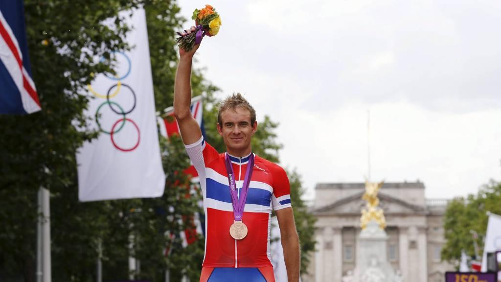 ALEXANDER KRISTOFF: Tok en sensasjonell bronsemedalje i OL. (Foto: Junge, Heiko/NTB scanpix)