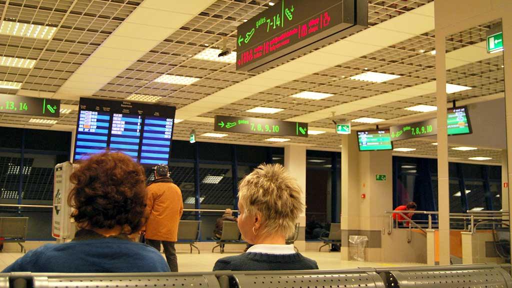 Katowice flyplass (Foto: Wikimedia Commons)