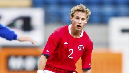 Vegar Eggen Hedenstad kan tilbringe tiden på sidelinjen etter at han pådro seg en skade under en vennskapskamp for hans nye klubb SC Freiburg.  (Foto: Grøtt, Vegard/NTB scanpix)