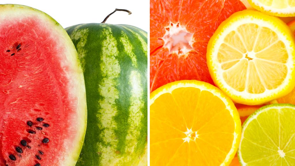 fruktoggrønt (Foto: Illustrasjonsfoto)