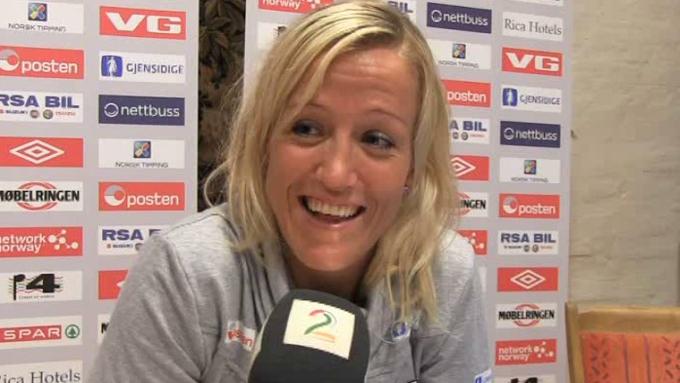 FLERE BARN: OL-klare Heidi Løke avslører at hun ønsker seg flere barn i fremtiden.