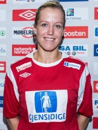 UTVIDE FAMILIEN: Heidi Løke innrømmer at hun ønsker seg flere barn i fremtiden. (Foto: Tor Gunnar Berland, ©ps)