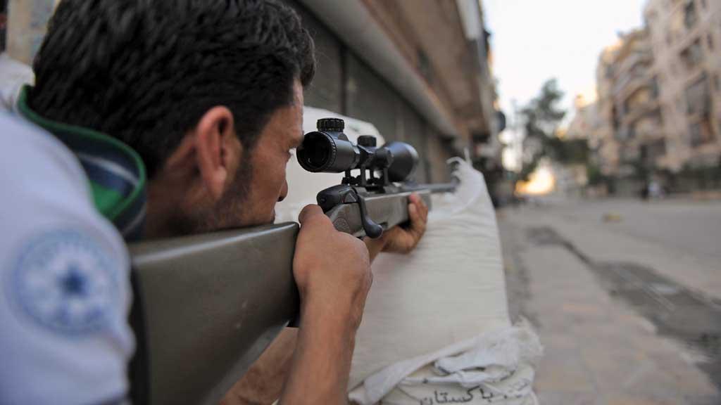 Aleppo (Foto: AFP)