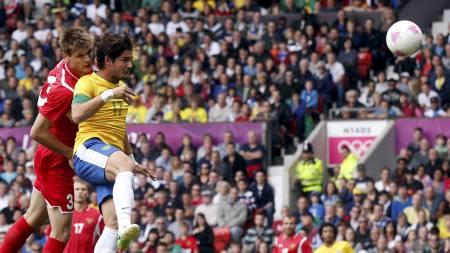 Alexandre Pato. (Foto: ANDREA COMAS/Reuters)