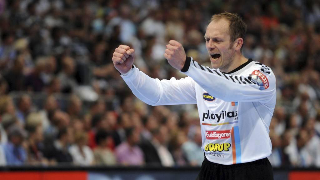 Kasper Hvidt snakker ut om eieren av AGK. Han mener den økonomiske situasjonen ble hemmeligholdt for spillerne.  (Foto: JONAS GUETTLER/Afp)