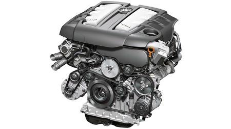 Bilen som blir brukt i rekordforsøket har den standardmessige 3-liters TDI-motoren, som ifølge produsenten også skal gi det hele en god miljømessig profil i forhold til sammenlignbare bensinbiler.