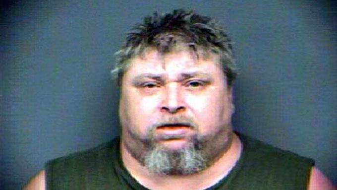 TREIG I OPPFATTELSEN: Lowell Turpin (40). (Foto: POLICE HO)