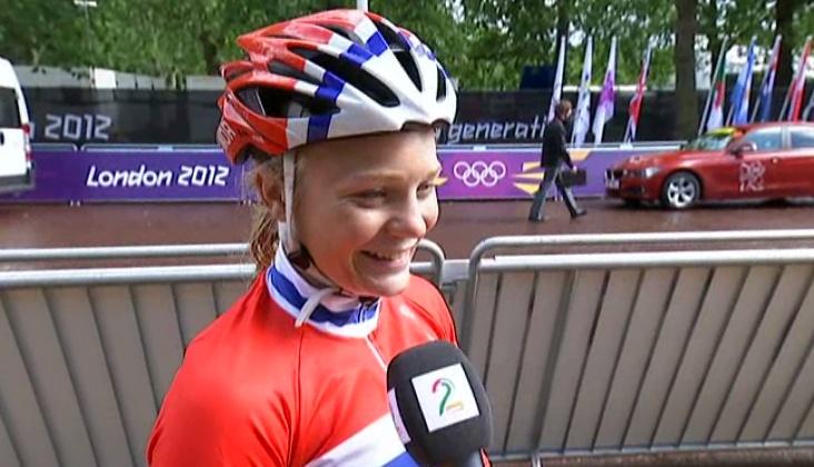 Emilie Moberg (Foto: TV 2)