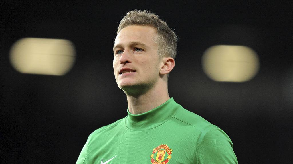 Anders Lindegaard.  (Foto: Neal Simpson/Pa Photos)