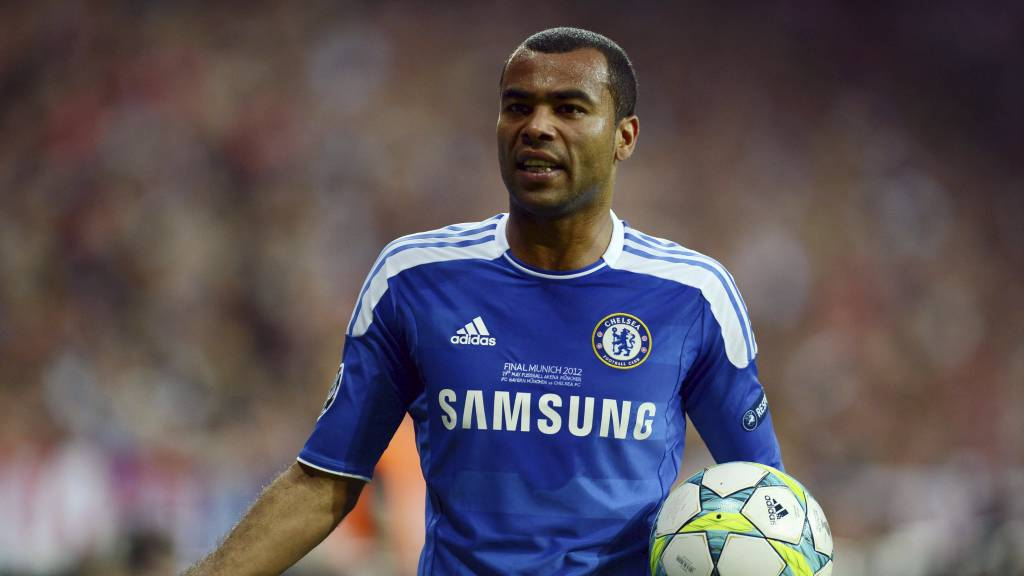 Ashley Cole (Foto: PATRIK STOLLARZ/Afp)