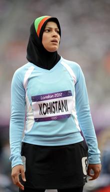 Tahmina Kohistani 2 (Foto: Vesa Moilanen, ©tt)