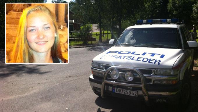 SAVNET: Sigrid Giskegjerde Schjetne (16) ble meldt savnet natt til søndag på Østensjø i Oslo.  (Foto: TV 2 / Ivar Grøtta Grav / Politiet)