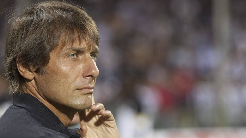Juventustrener Antonio Conte (Foto: CARLO HERMANN/Afp)