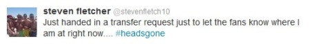 Fletcher-tweet