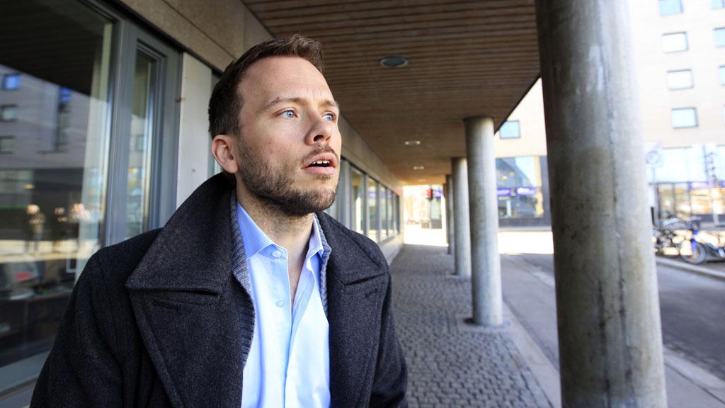 Audun Lysbakken (SV).