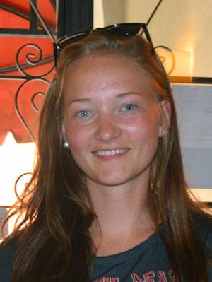 SAVNET: Sigrid Giskegjerde Schjetne (16). (Foto: PRIVAT)