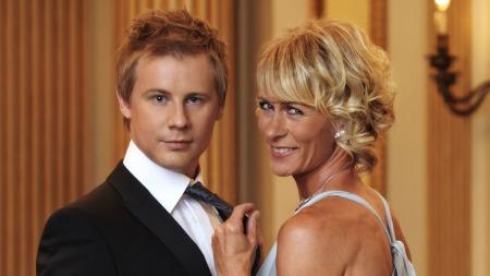 Marit Mikkelsplass og Lars Alexander (Foto: Bjørgli&Bergersen)
