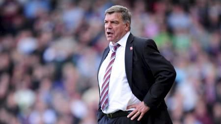 West Ham-manager Sam Allardyce (Foto: Adam Davy/Pa Photos)